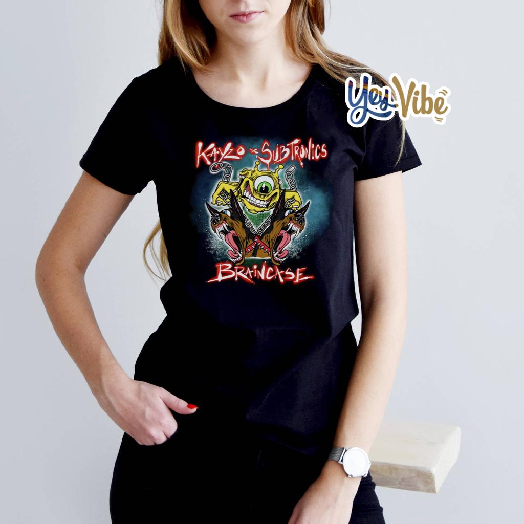 Kayzo x Subtronics Braincase Tee Shirt