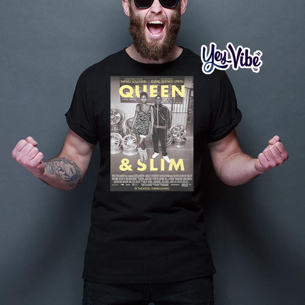 Queen Slim Tee Shirts