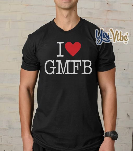 Ron Rivera I Love GMFB T-Shirt