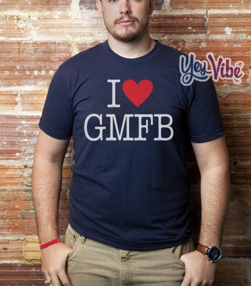 Ron Rivera I Love GMFB T-Shirts