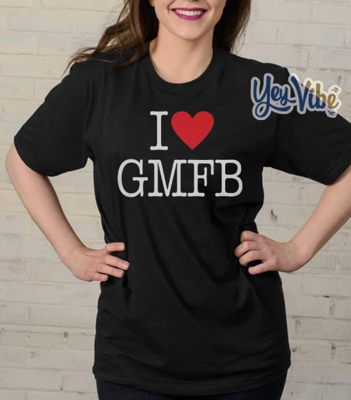 Ron Rivera I Love GMFB T Shirts