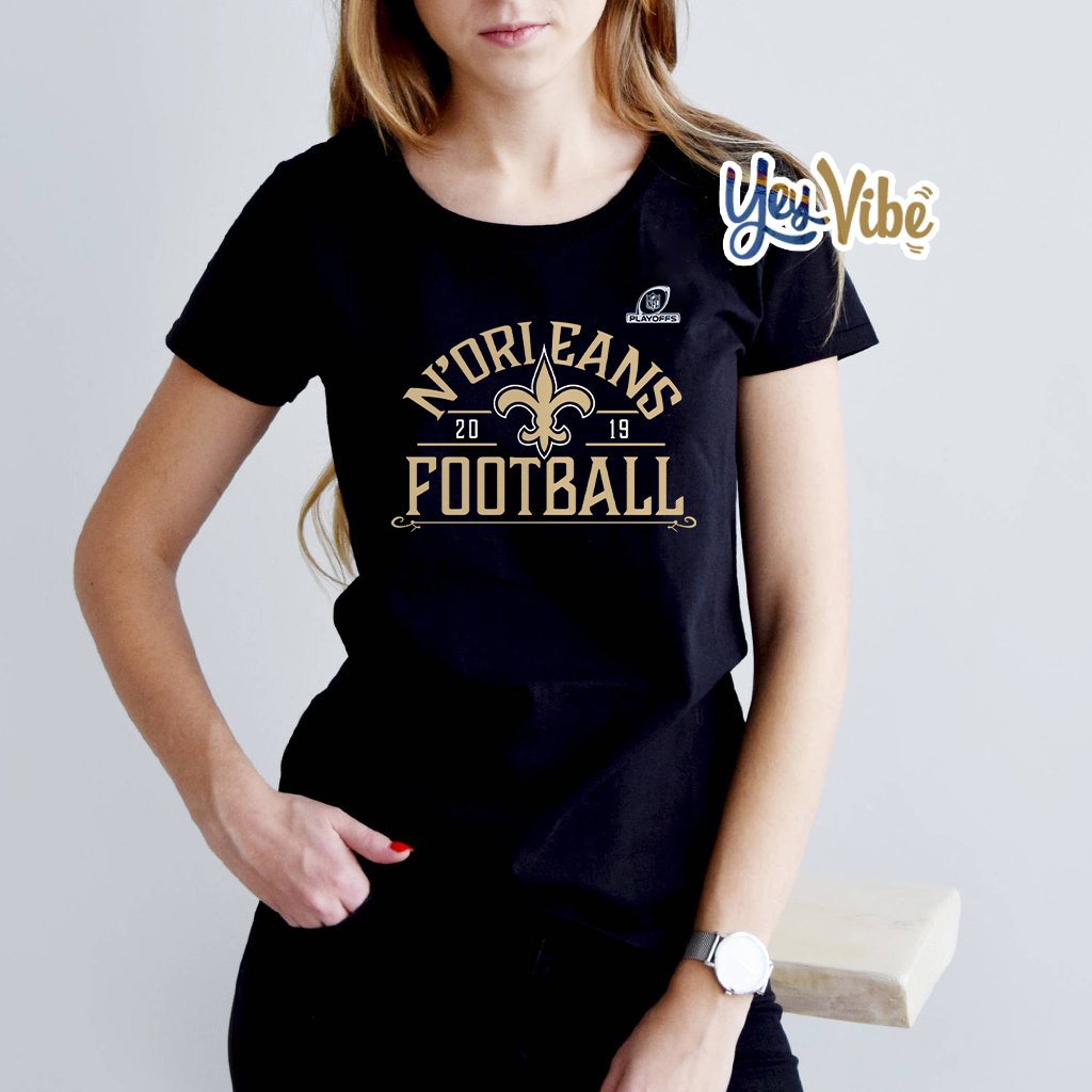 New Orleans Saints 2019 NFL Football Playoffs Shirts