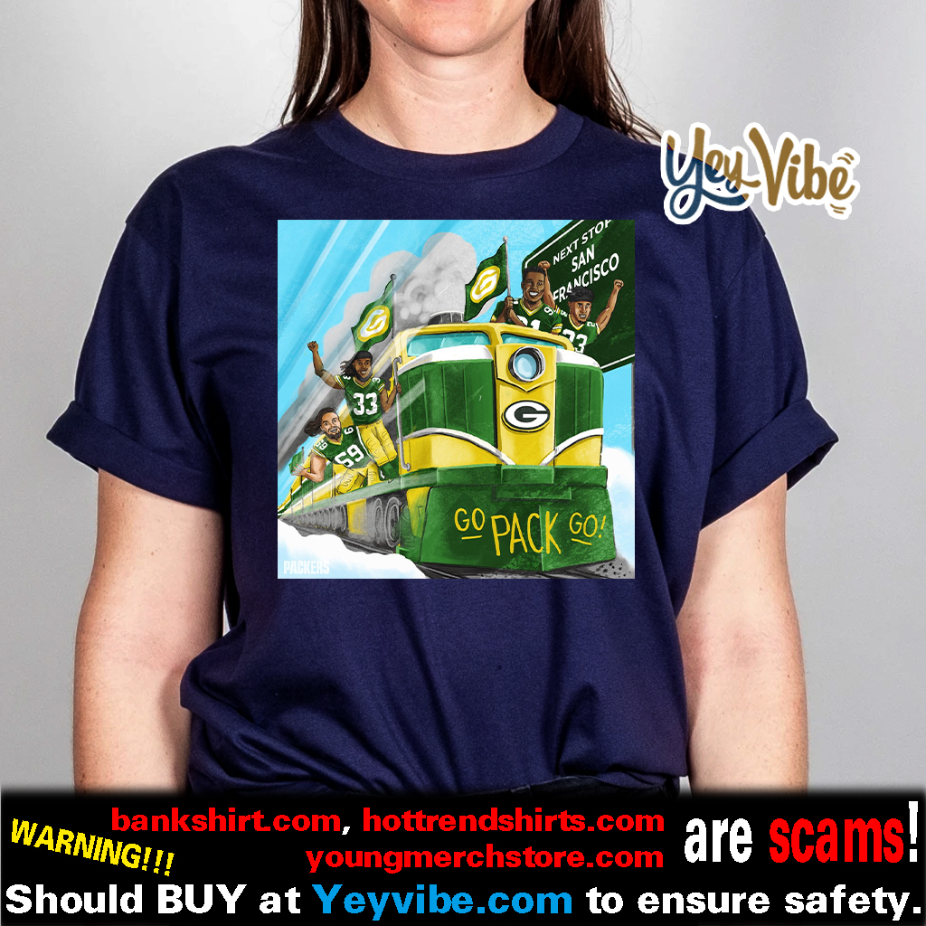 #The Pack Is Back Shirt - Go Pack Go Shirt