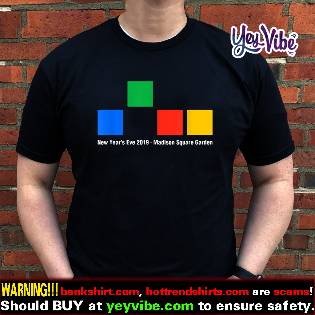 Trey is Stuck - New Year's Eve 2019 T-Shirt