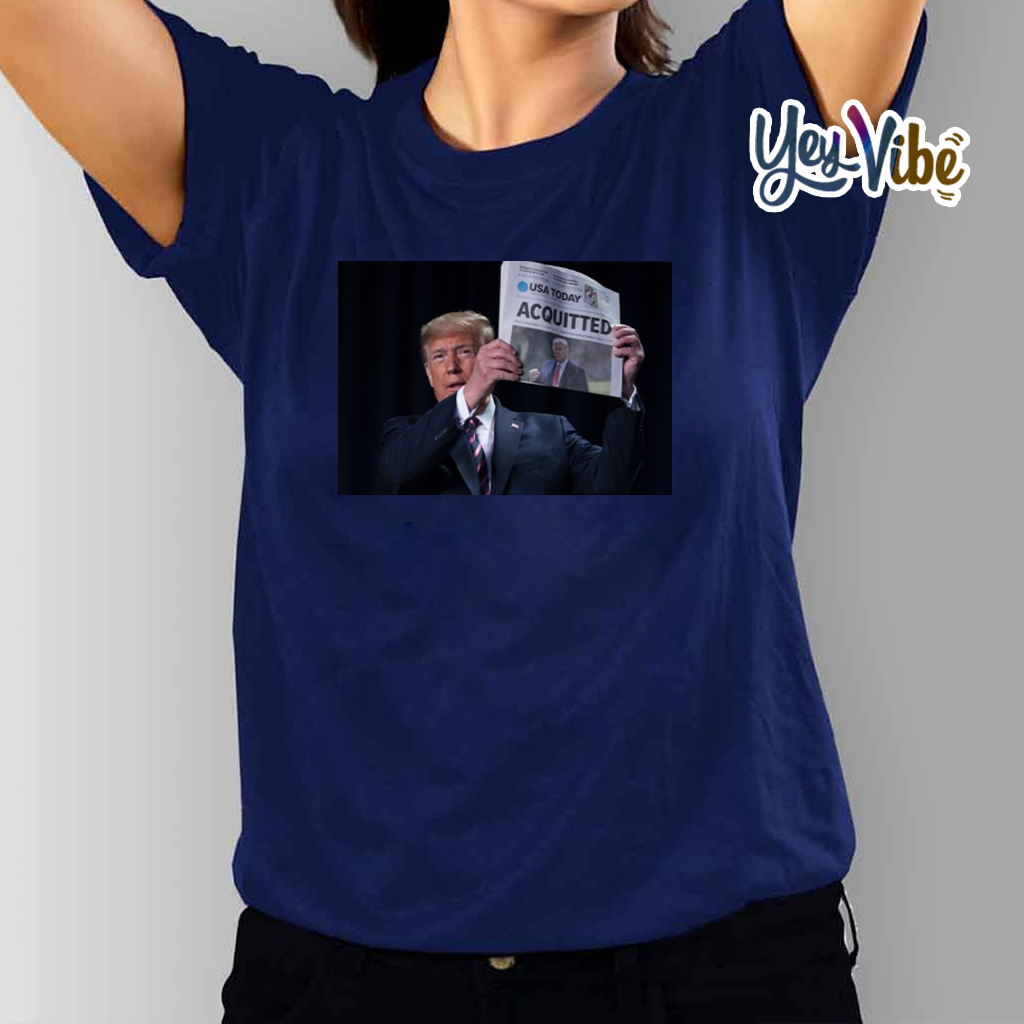 Acquitted Trump Shirts
