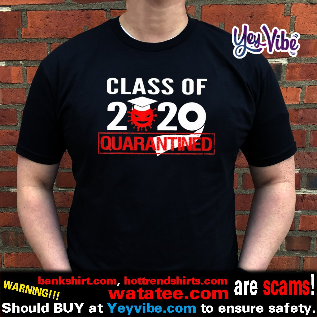 Class of 2020 Toilet Paper Quarantine Shirt