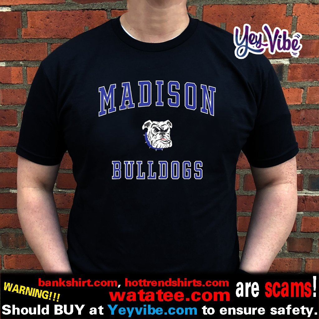 Madison High School Bulldogs Shirt