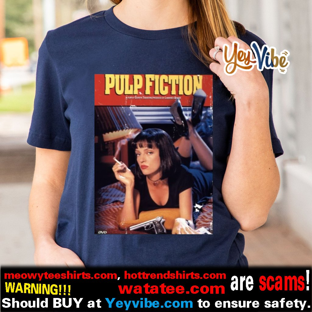 what does pulp fiction mean t shirt