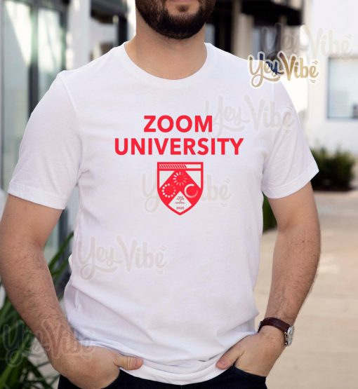 Zoom University -Your Future Is Loading 2020 T-Shirts