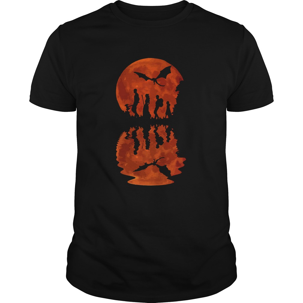 Blood Moon Dragon Unisex