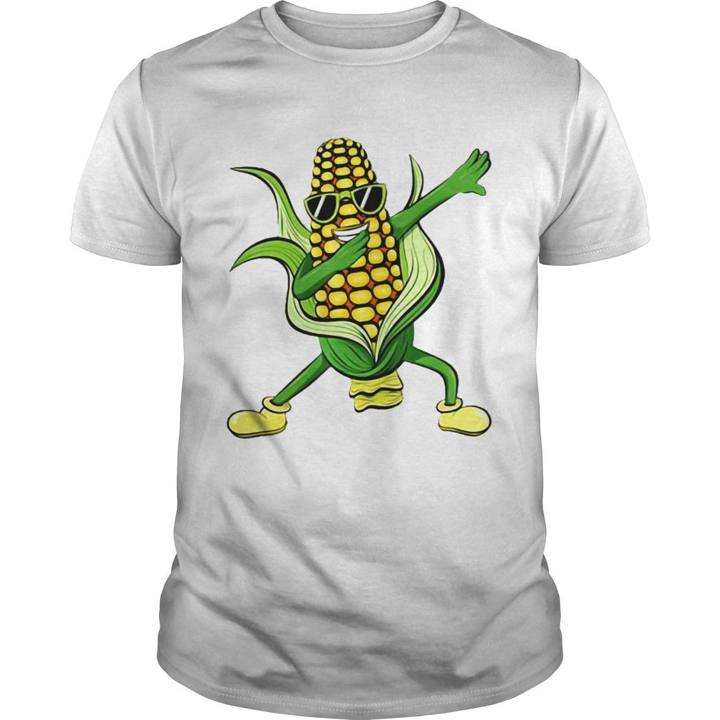 Dabbing Corn Cob Dancing Farm Classic Unisex