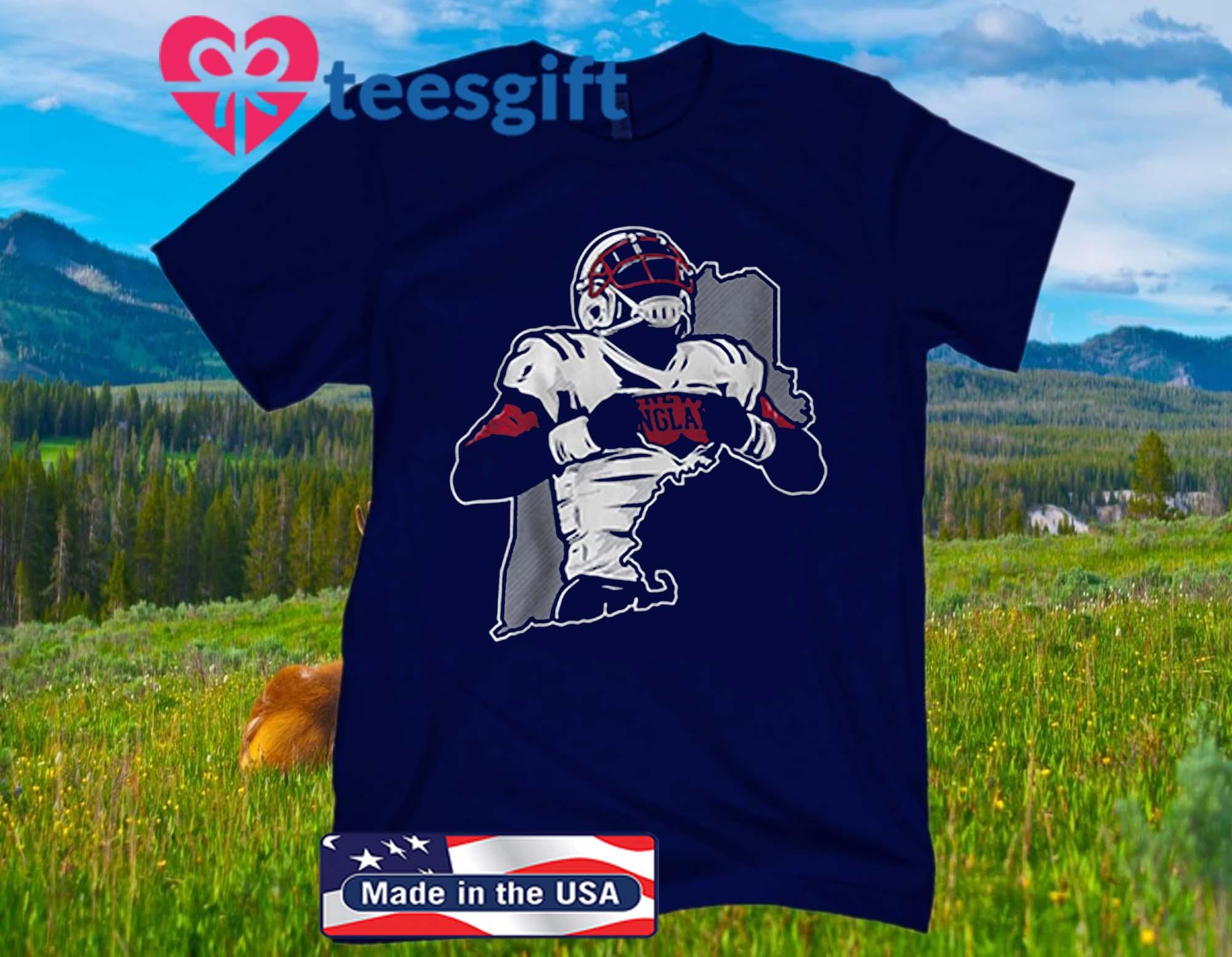 Touchdown New England T-Shirt