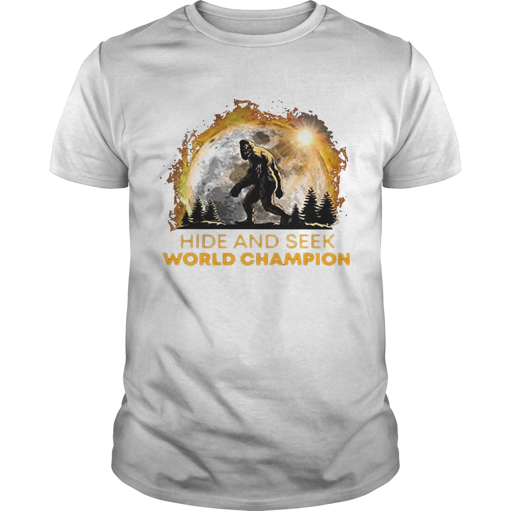 Hide And Seek World Champion Apes Sun Unisex