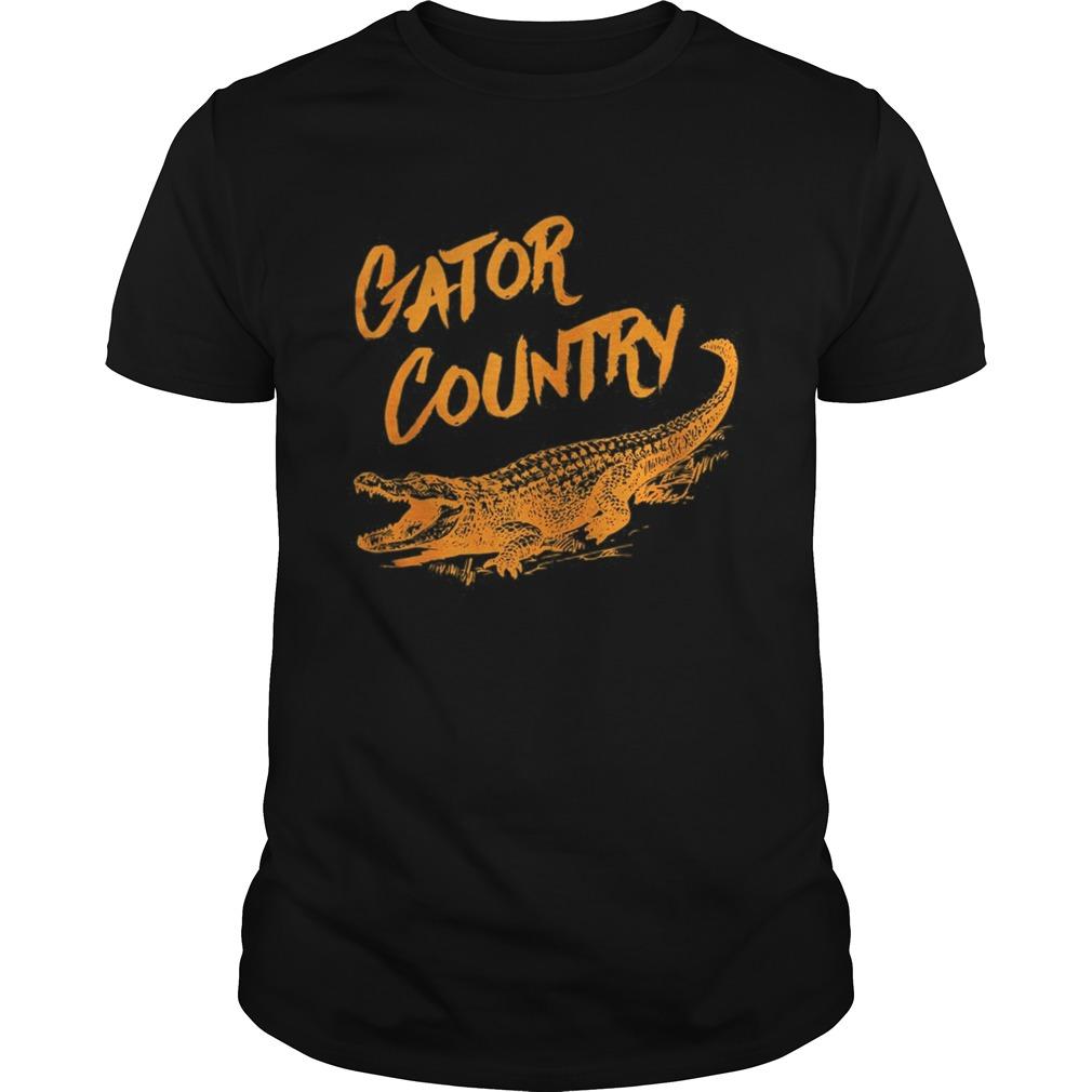 Gator Country Orange Unisex