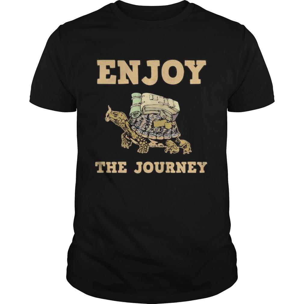 Turtle enjoy the journey Unisex