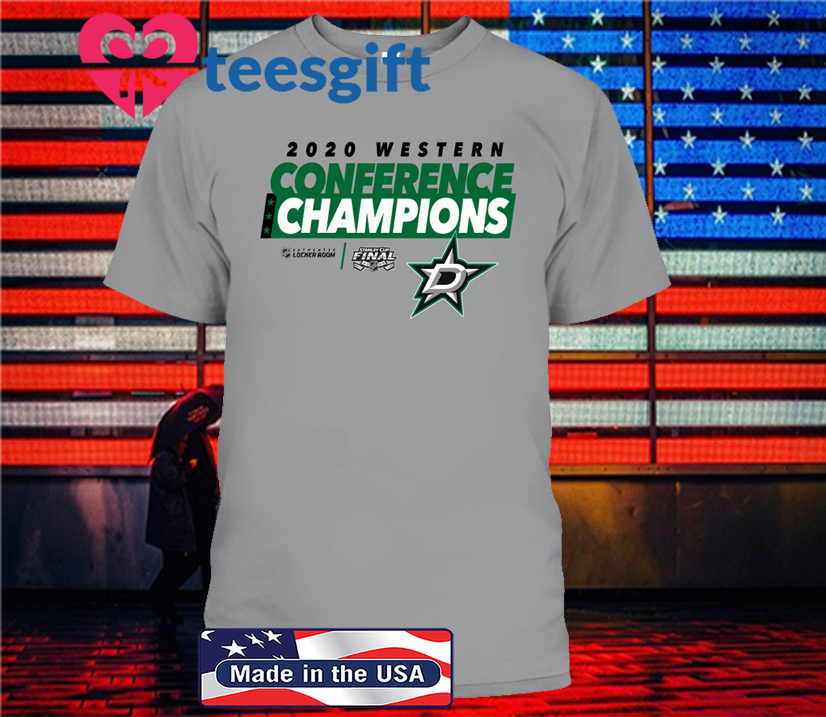 2020 Western Conference Champions Classic T-Shirt
