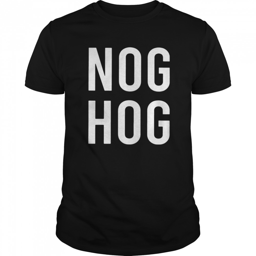 Official Nog Hog Classic Men's T-shirt