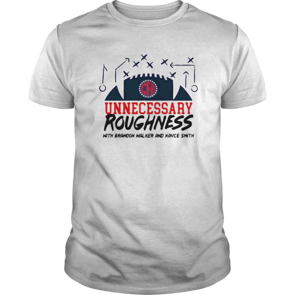 Unnecessary Roughness Pocket Classic Men's T-shirt