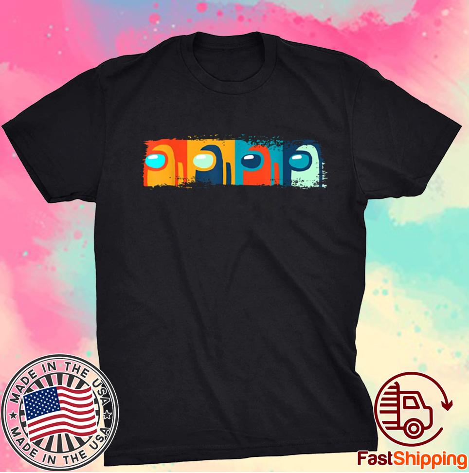 Imposter Among Game Us Sus Gift Shirt