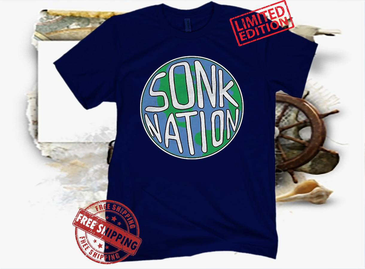 SONK NATION TEE SHIRT