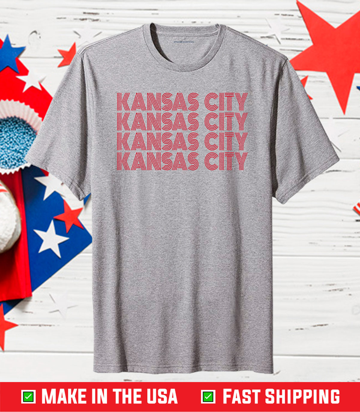 Kansas City Chiefs Fan,Kansas City Chiefs Super Bowl Champs Gift T-Shirt