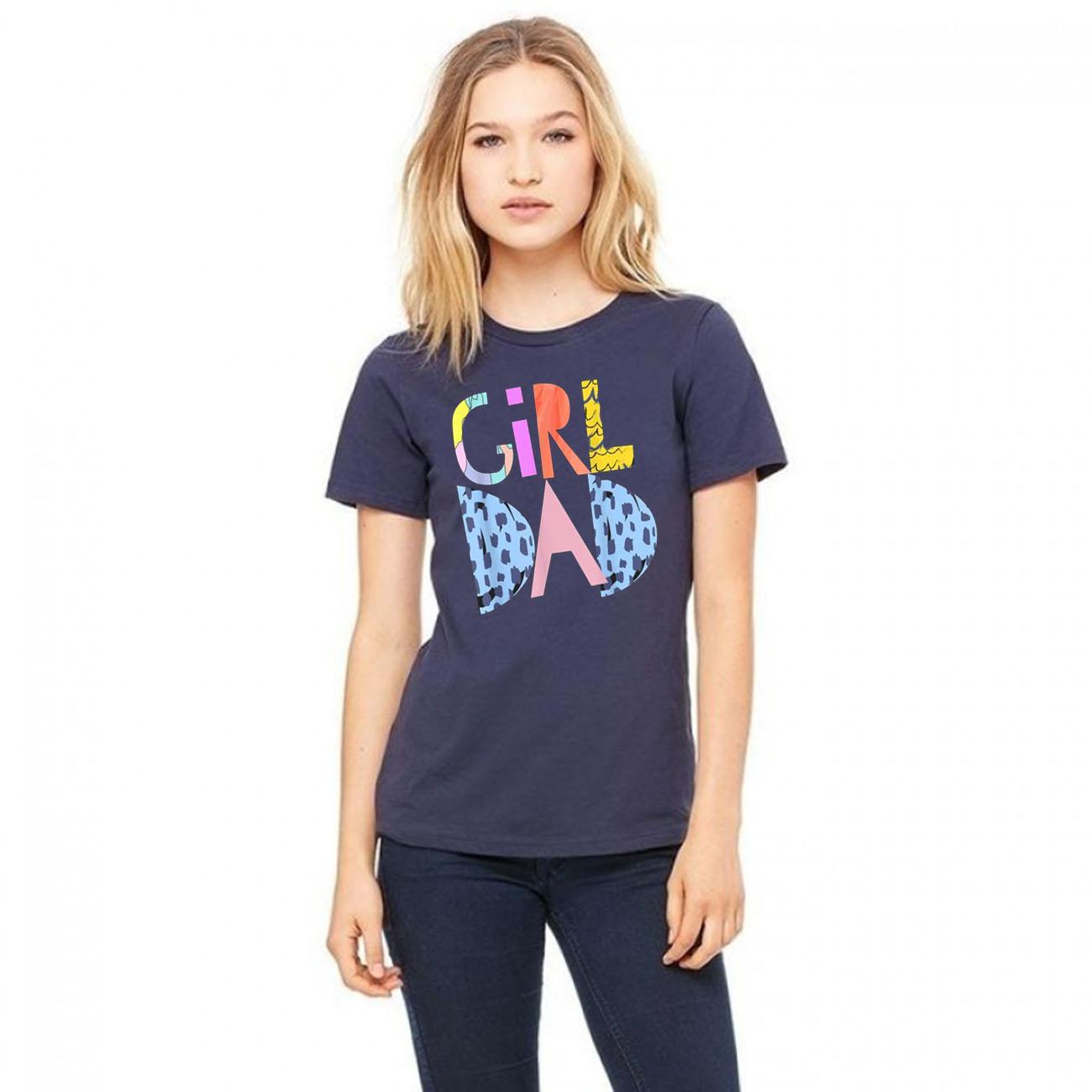#girldad girl dad girldad im a girls dad proud dad gear Gift T-Shirt