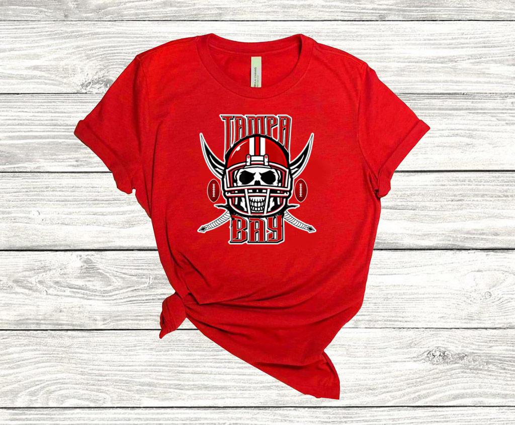 Florida Tampa bay Buccaneers Gift T-Shirt