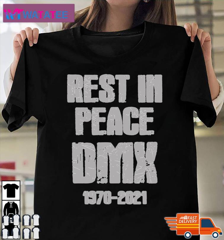Rest In Peace DMX 1970-2021 Classic T-Shirt